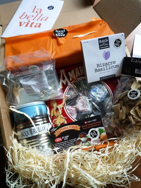 FoodWeLoveBox