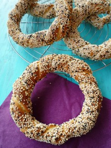 Turkse Foodblogs: Simit / Turkse bagels