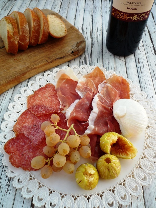 Antipasti trullo