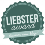 Liebster Award voor missFromage